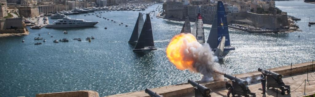 Rolex Middle Sea Race  Принять участие