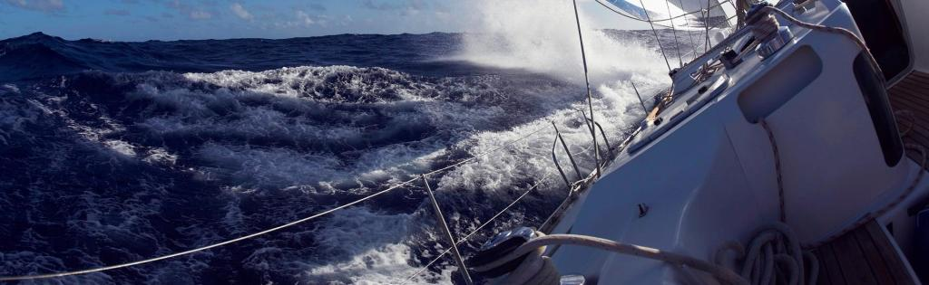 средства безопасности на борту яхты океанского плавания